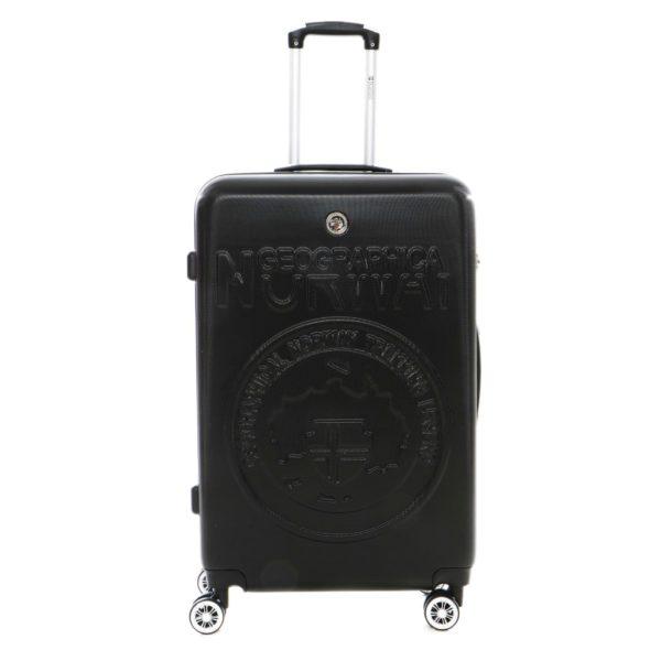 Kofer STANISLAS crni
