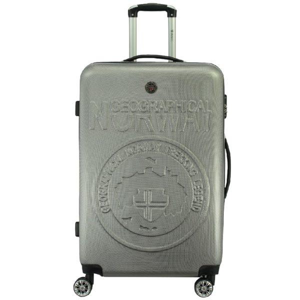 Kofer STANISLAS sivi