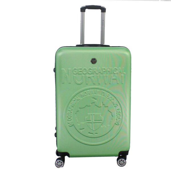 Kofer STANISLAS zeleni