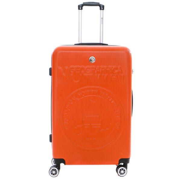 Kofer STANISLAS narančasti