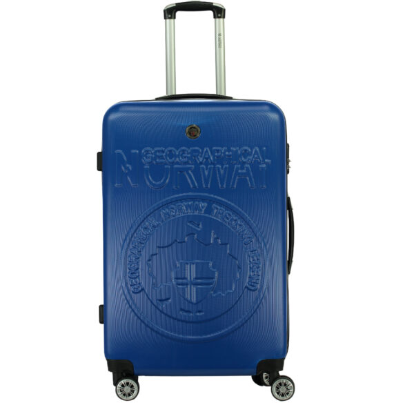 Kofer STANISLAS plavi