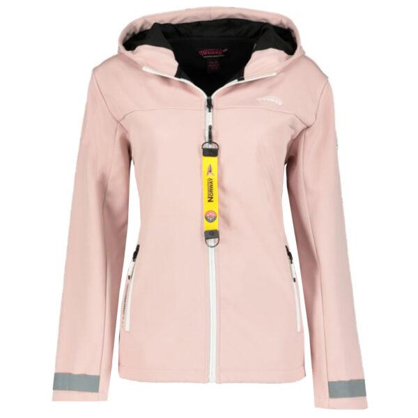 Ženska softshell jakna TANYA