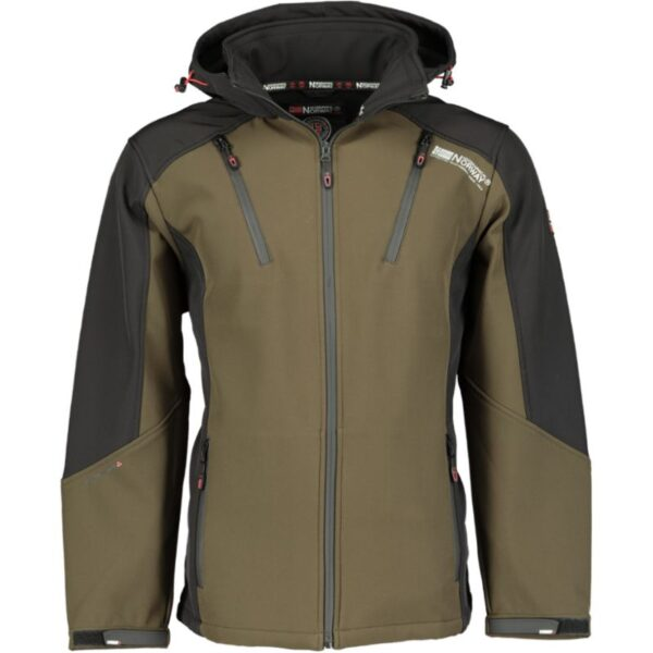 Muška softshell jakna TYRACUSE