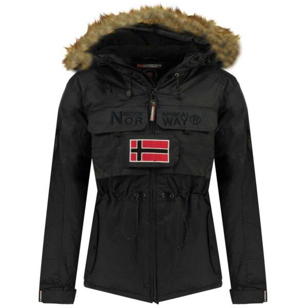 Dječja zimska jakna BENCH BOY